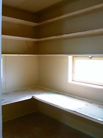 3帖の書斎