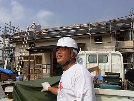 太陽光発電地パネル