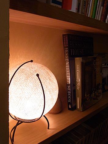 バリ照明器具