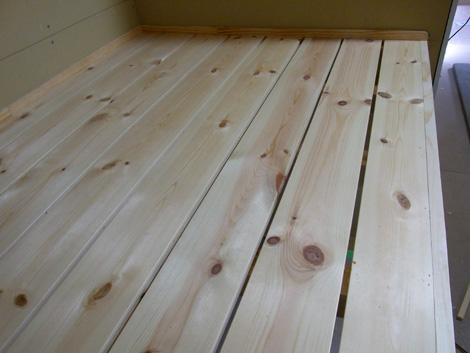 押入れ用無垢の棚板