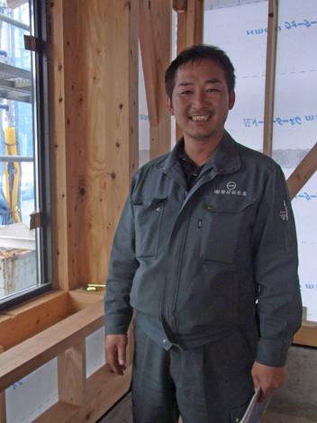 田村材木店社長
