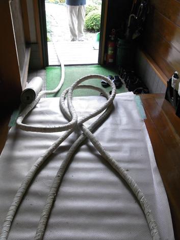床下断熱工事