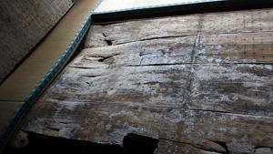 和室の床ビフォーア