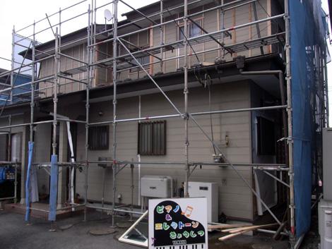 木和田島のリフォーム宅