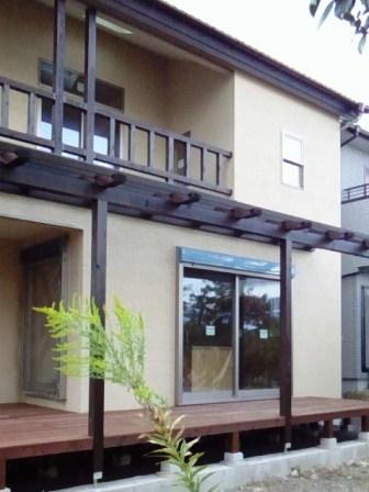 栃木市の家