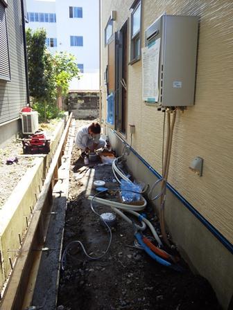 栃木の家 設備工事