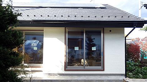 完成見学会の家