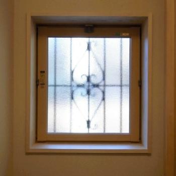 窓の面格子