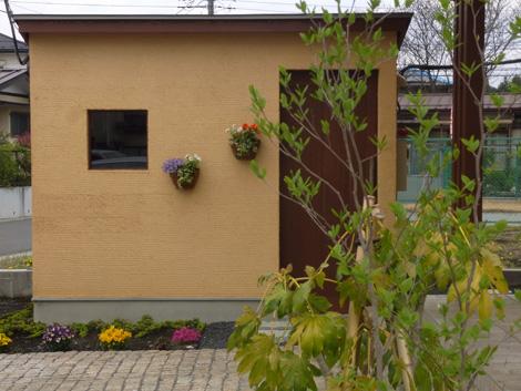 砂漆喰の家