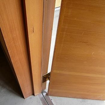 家庭内事故 ドア