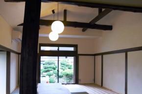 中古住宅を購入してリノベーションした家(栃木市)