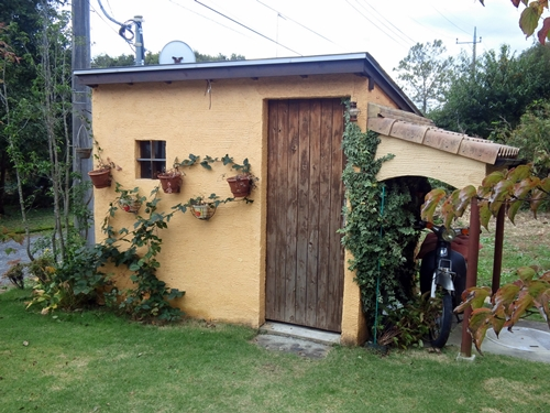渡辺建築工房オリジナルの物置