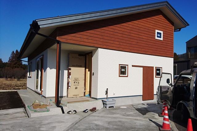 新築,住宅,木の家,完成見学会