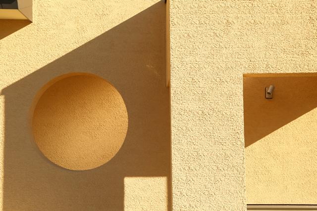 玄関を共有する二世帯住宅(宇都宮市)